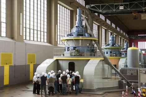 Les coulisses de la production hydroélectrique en Alsace