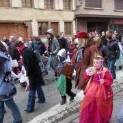 Carnaval des enfants à Wasselonne 2019