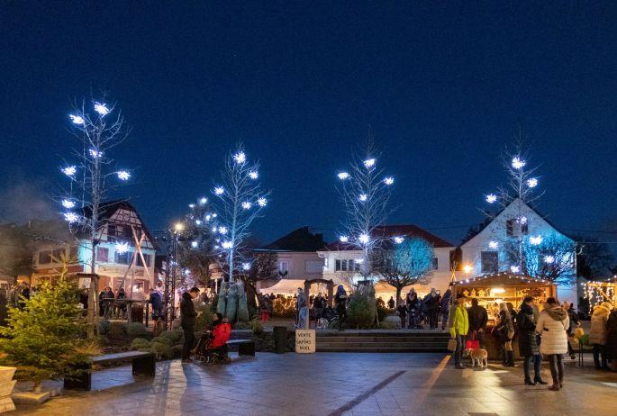 Les esKapades de Noël  à Truchtersheim