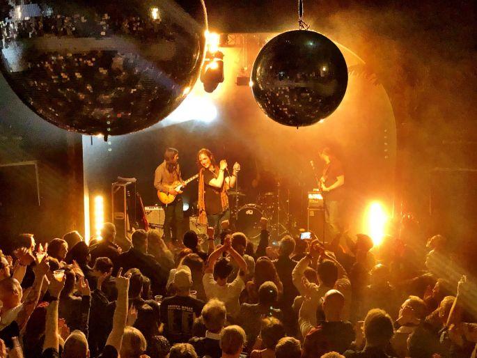Concert aux Étoiles de Paris