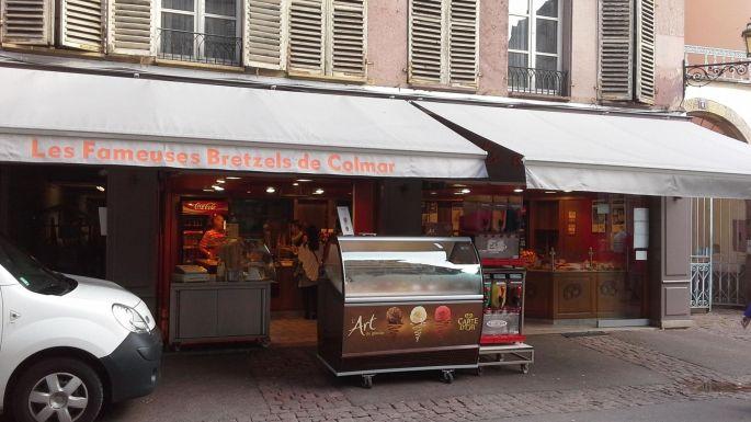Les Fameuses Bretzels de Colmar