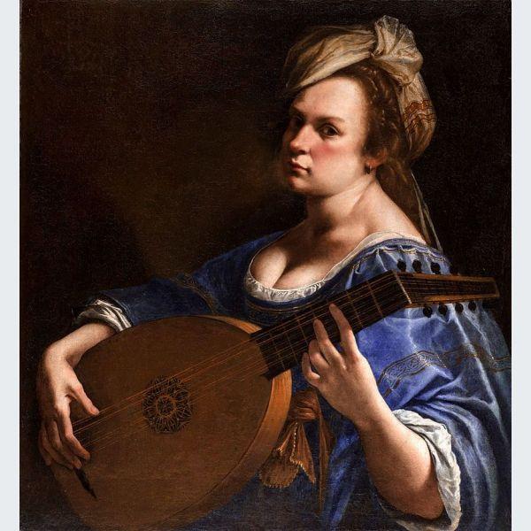 Les Femmes Artistes Au XVIe Et XVIIe Siècle