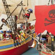 Les figurines Playmobil®, à la conquête des mers !