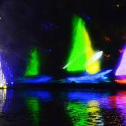 Les Fontaines Dansantes 2018 à Metz