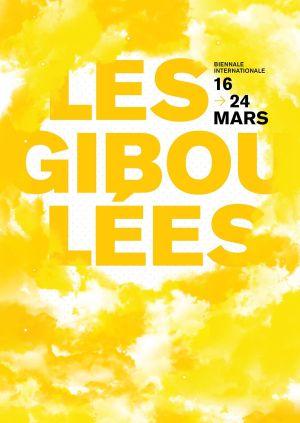 Les Giboulées 2018 - Biennale internationale Corps Objet Image