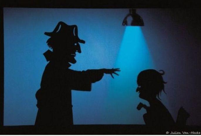 Une pièce présentée lors d\'une précédente édition des Giboulées du TJP : Octopoulpe le vilain – David Girondin – Cie Pseudonymo