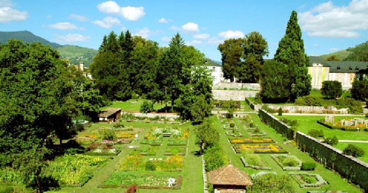 Les jardins du parc de wesserling haut rhin 68 for Jardin haguenau