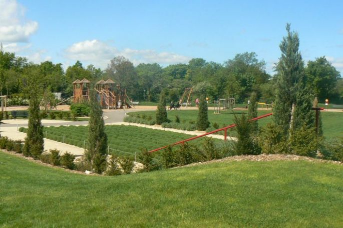 Les Jardins du Monde à Wittelsheim