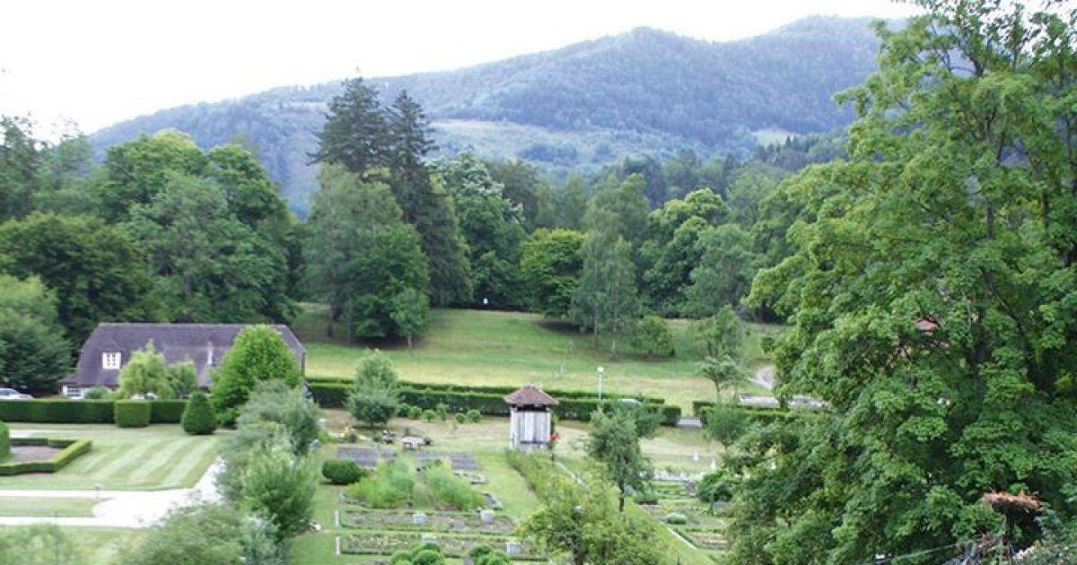 Les jardins remarquables en alsace for Jardin remarquable