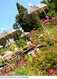 Les «Jardins rotatifs» au Parc de Wesserling - Saison 2008