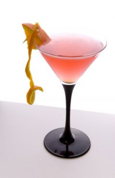 le Purple Pash : un long drink désaltérant et sans alcool