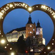 Les Lumières de Noël 2021 à Montbéliard : Marché de Noël et animations
