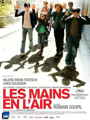Les Mains en l\'air