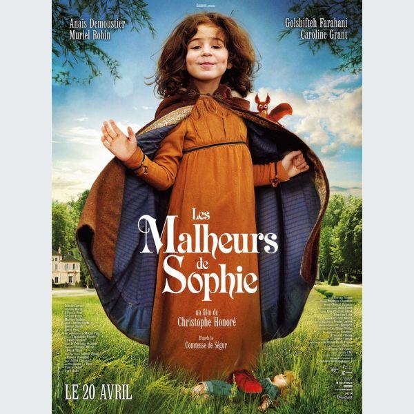 Les Malheurs de Sophie  Horaires à Mulhouse, Colmar  ~ Les Bois De Sophie
