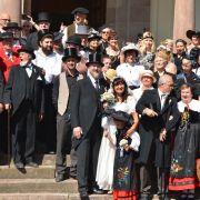 Les Mariés du Frankental à Stosswihr 2022