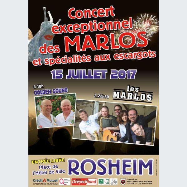 Les Marlos - Rosheim