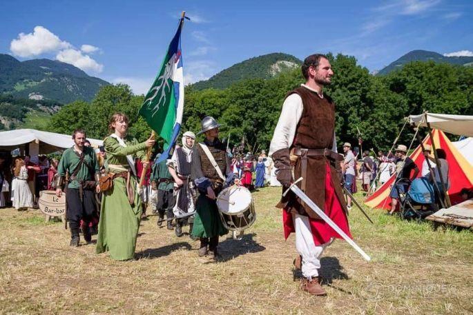 Les Médiévales de Saint-Ursanne