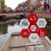 Les merveilles d\'Alsace : la réalité virtuelle au service de la Destination Alsace