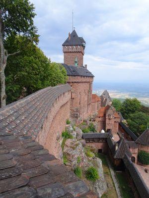La cuisine médiévale n\'aura plus de secret pour vous avec les châteaux forts d\'Alsace
