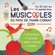 Les Musicales du Pays de Thann-Cernay 2019