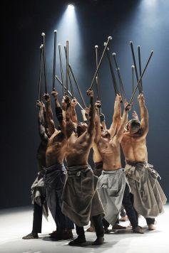 Les nuits barbares, une chorégraphie de Herbé Koubi