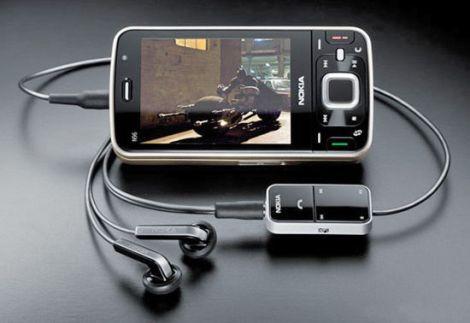 Nouvelles technologies : les objets du multimédia : le Nokia N96