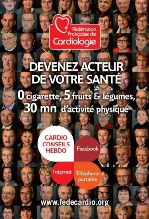 Devenez acteur de votre santé: un message à retenir lors des Parcours du Cœur en Alsace
