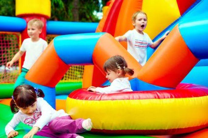 Les parcs de jeux indoor pour les enfants