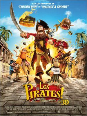 Les Pirates! Bons à rien, Mauvais en tout