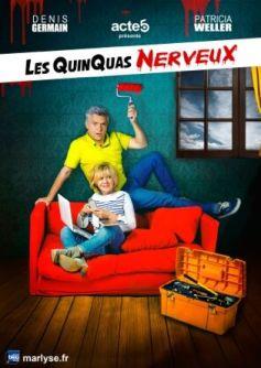 Bernadette et Jean-Claude sont Les Quinquas Nerveux