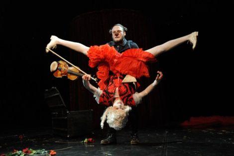 Les Rois Vagabonds : Concerto pour deux clowns