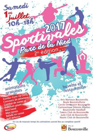 Les Sportivales de Bouzonville 2018