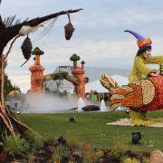 5 décors magiques repérés à Folie\'Flore !
