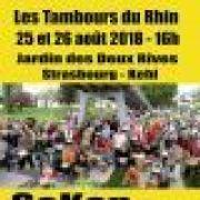 Les Tambours du Rhin (13ème édition)