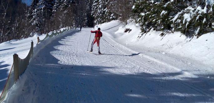 Les trois fours, le royaume des skieurs de fond