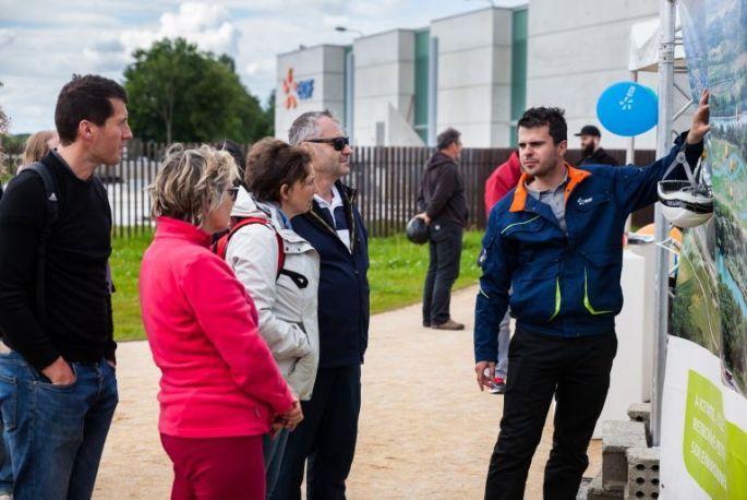 Les visites de sites hydroélectriques EDF en Alsace passionnent les curieux