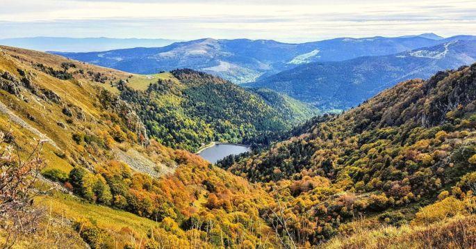 Grimper dans les Vosges !