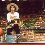 Andrée Kupp, dresseuse et montreuse de légumes