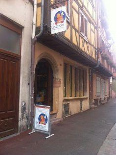 Boutique Le Liseron de Colmar