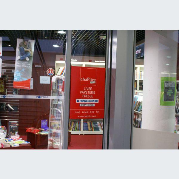 librairie presse chapitre forum espace culture ruc mulhouse. Black Bedroom Furniture Sets. Home Design Ideas
