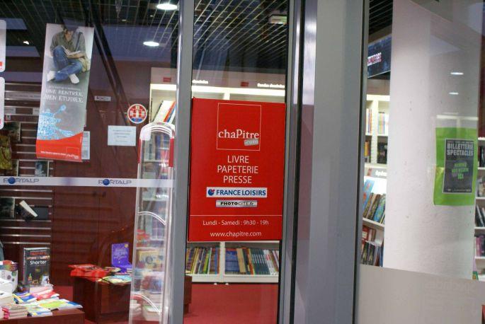 Librairie-Presse Chapitre - Forum Espace Culture à Mulhouse
