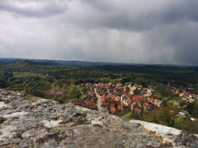 Lichtenberg et son château