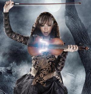 Lindsey Stirling en concert à Strasbourg