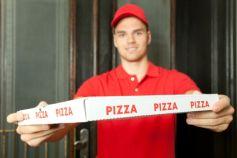 Se faire livrer sa pizza chaude à domicile, rien de plus tranquille !