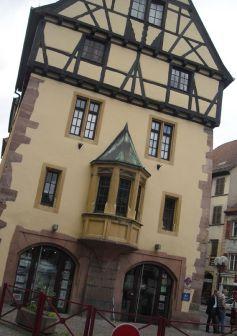 L\'office de tourisme de Thann