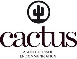 Le logo de l\'Agence Cactus à Kingersheim