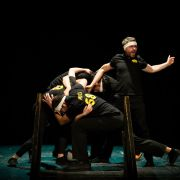 Match d\'impro : Die Hupen vs Sons of the Beach