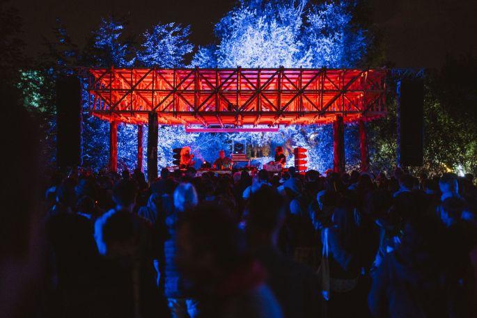 La scène du Longevity Festival