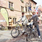 Louer un vélo électrique et découvrir l\'Alsace