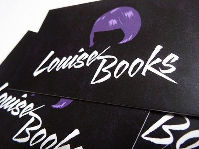 Louise Books, graphiste